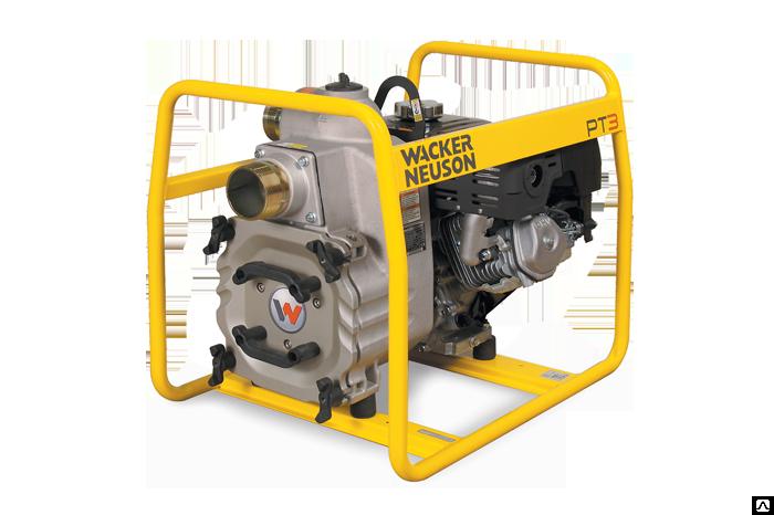 Купить Мотопомпа для грязной воды Wacker Neuson PT 3 (Ваккер Нойсон)