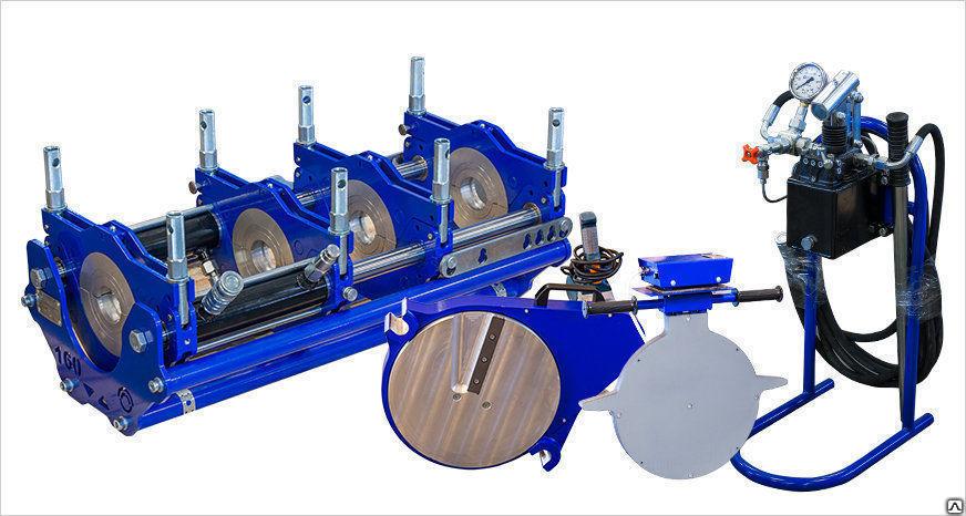 Купить Сварочная машина ССПТ-160МЭ аппарат для сварки труб в Астане