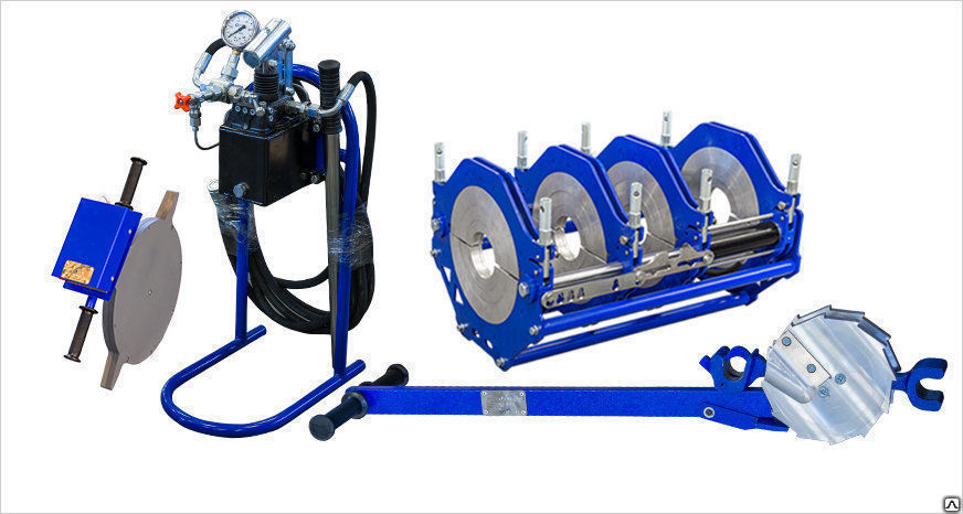 Купить Сварочная машина ССПТ-225М аппарат для сварки труб