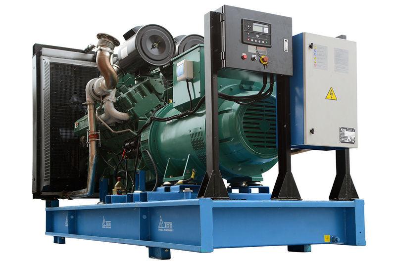Buy The TSS AD-30S-T400-1RPM5 diesel generator in a pogodozashchitny casing