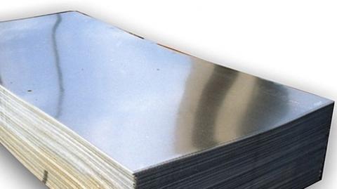 Лист оцинкованный б 0,55 мм