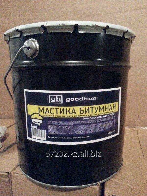 Buy Mastic of bituminous 16 kg
