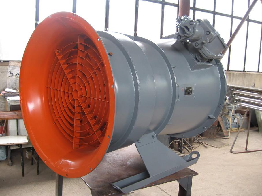 Оборудование вентиляционное для рудников