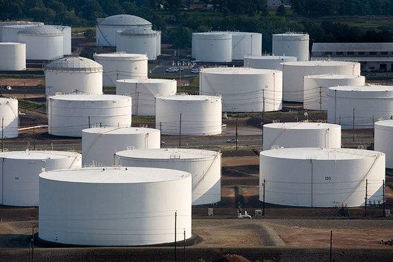 Нефтехранилище