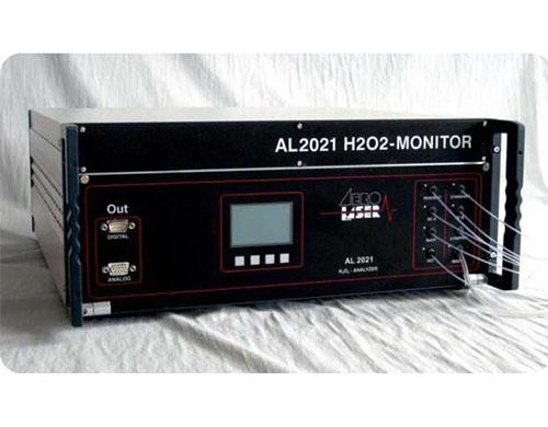 Купить Онлайн анализатор пероксида водорода (H2O2) для образцов воздуха и воды AL 2021