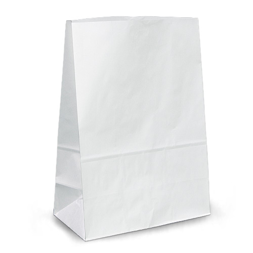Paper package (white Kraft) 15,5*8,5*36 density 80
