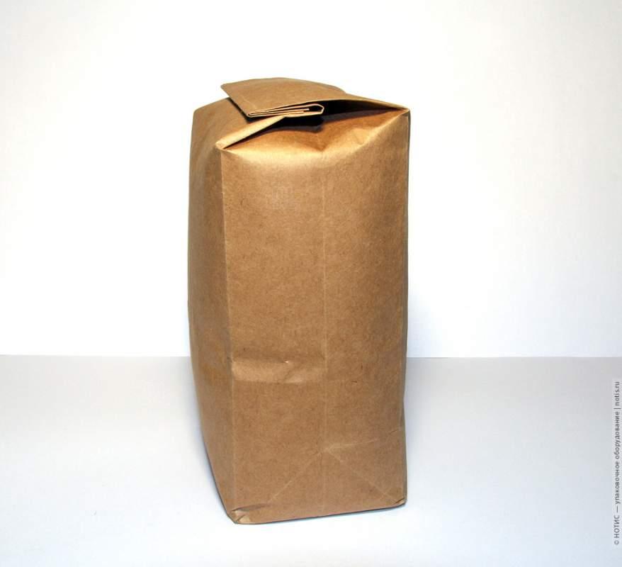 Papieren zakken voor suiker
