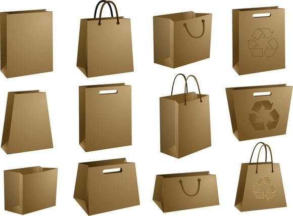Papírové balíky, odolné proti vlhkosti