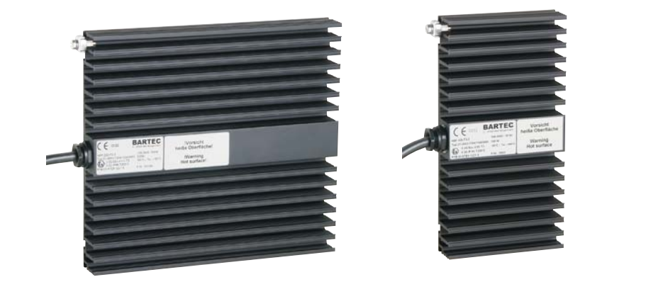 Нагреватель HSF, тип 27-2B53-7204150Z5000