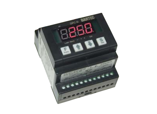 Цифровой программируемый регулятор DPC III Monitor, тип 17-8821-4C22/22303200