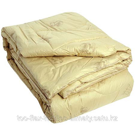 Одеяло Верблюжья шерсть 140х205