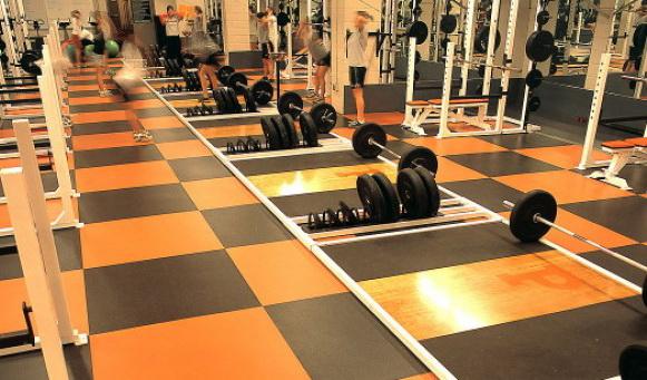 Купить Покрытие для фитнес-зала