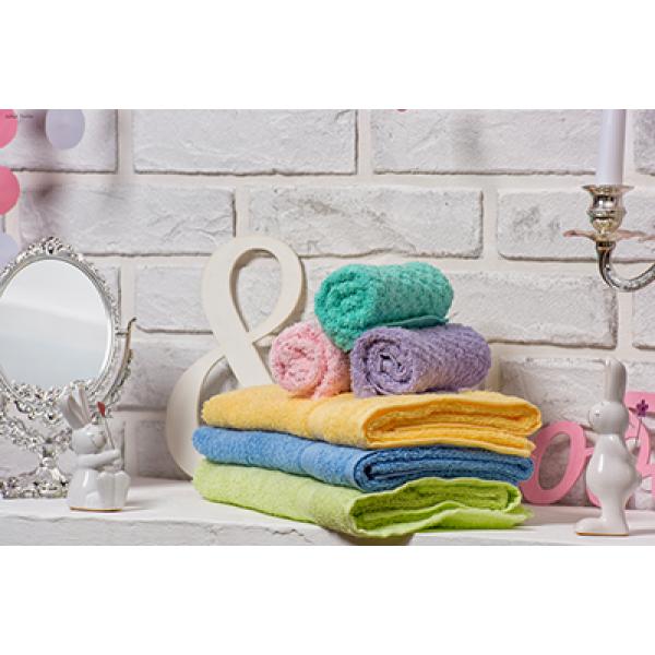 Купить Махровое полотенце / 50 на Х