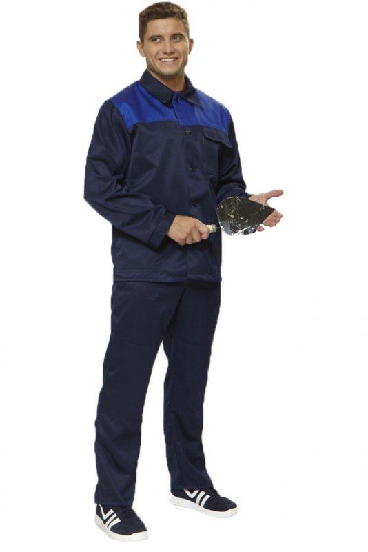 Buy Damascus suit t.siny / cornflower