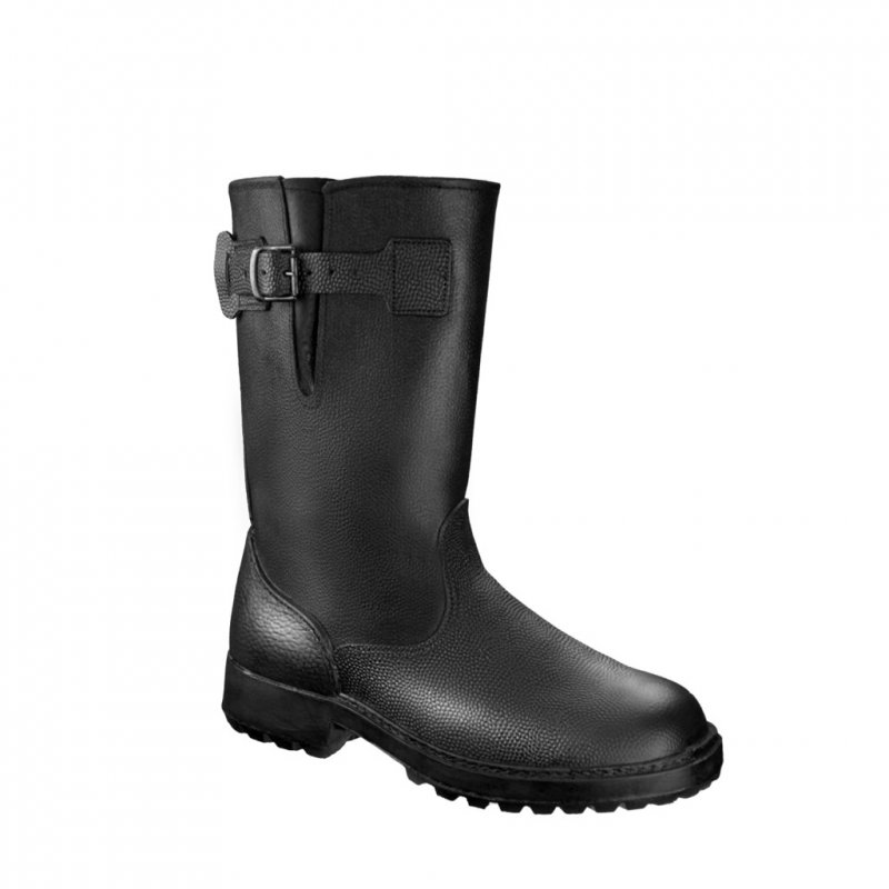 Buy Boots leather with adjustable tops Angara