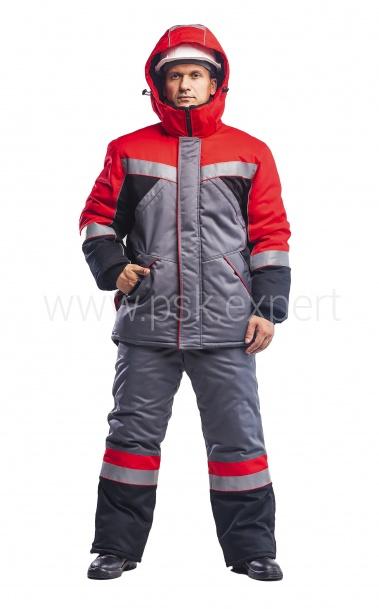 Buy The Pamir suit warmed