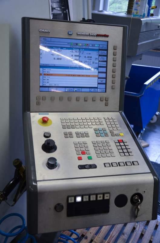 Станок металлообрабатывающий ЧПУ, GILDEMEISTER CTX 420 linear V4