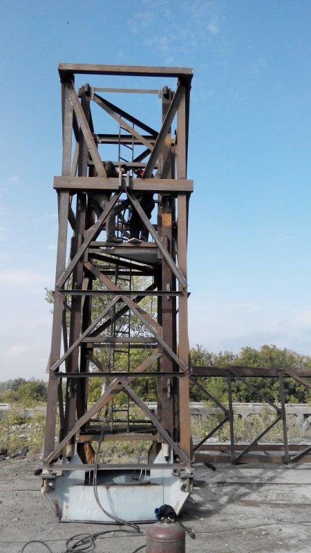 Купить Комплектующие для башенных кранов