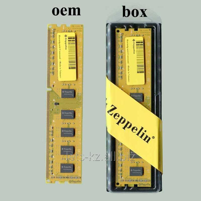 Купить Оперативная память Zeppelin 2Gb 800 MHz (Art:904415493)