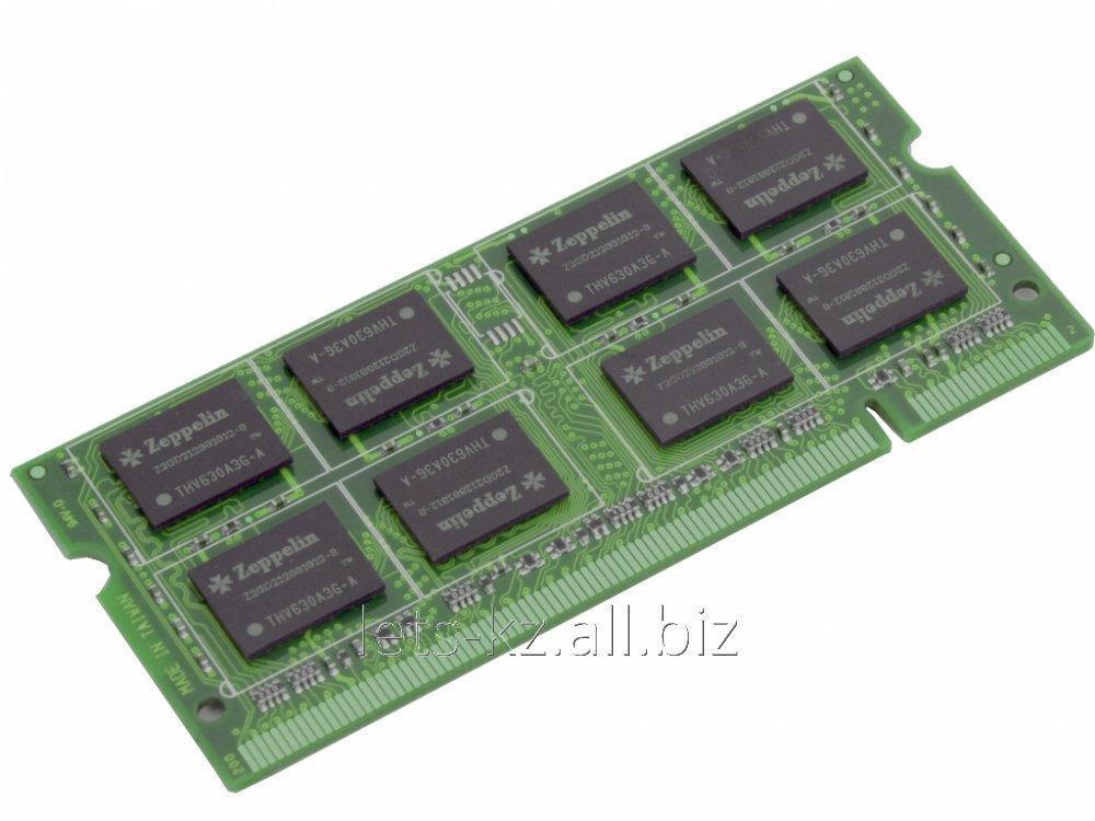 Купить Оперативная память Zeppelin 2Gb 800 MHz DDR2 PC-6400 (Art:904427712)
