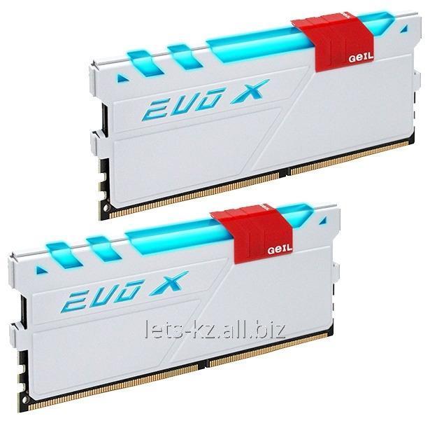 Купить Оперативная память GEIL EVO X SERIES Kit 32GB (2x16GB) GEXW432GB3000C15ADC (Art:904433193)
