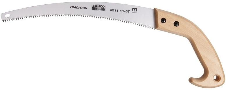 Традиционная обрезная пила 4211-11-6T Bahco