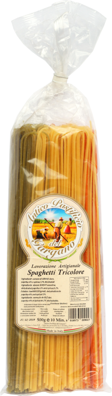 Купить Spaghetti Tricolore Gargano