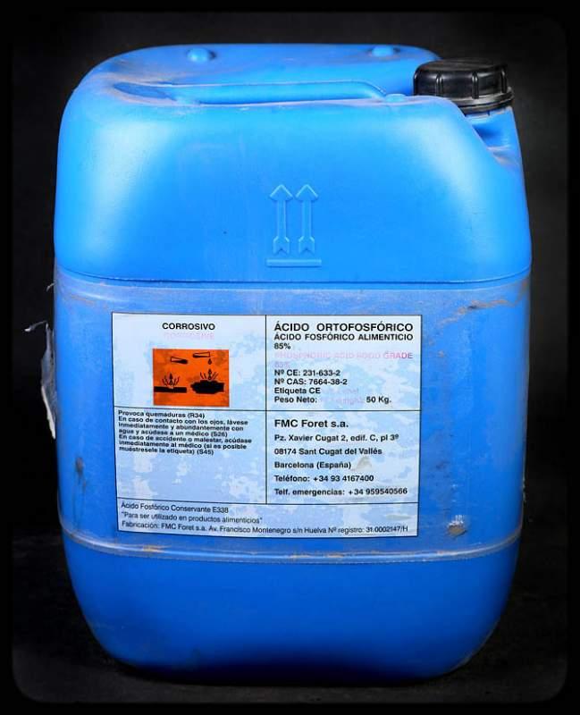 Купить Ортофосфорная кислота