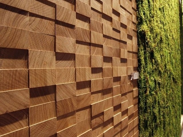 Eco-friendly panels for walls