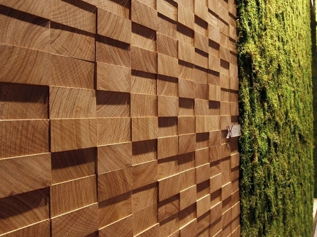 Экологически чистая панель для стен