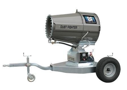 Установка пылеподавления для карьеров dust-fighter 7500