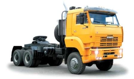 Купить Седельные тягачи, КАМАЗ-65226