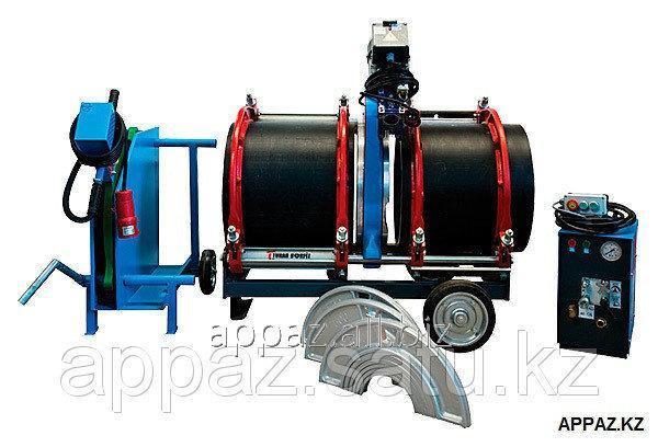 Купить Стыковочный аппарат для труб Turan Makina AL 500