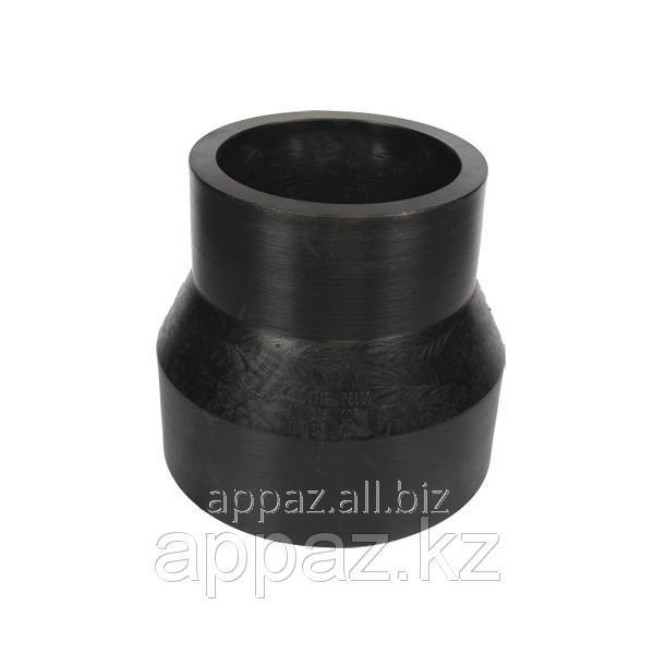 Купить Переходник литой 200-110 мм SDR 17