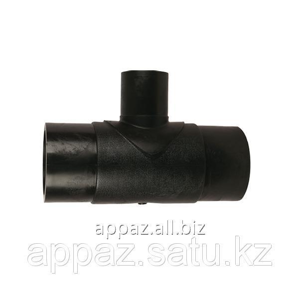 Купить Тройник не равнапроходной литой 225-110 мм SDR 11