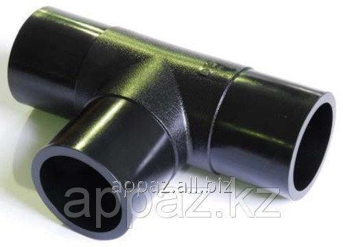 Купить Тройник литой SDR 17, d.110*110 mm