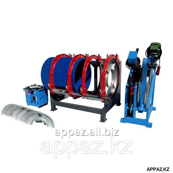 Купить Сварочный станок Turan Makina AL 800 (500 - 800 мм)