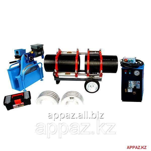 Купить Сварочный аппарат Turan Makina AL 315 (90-315 мм)