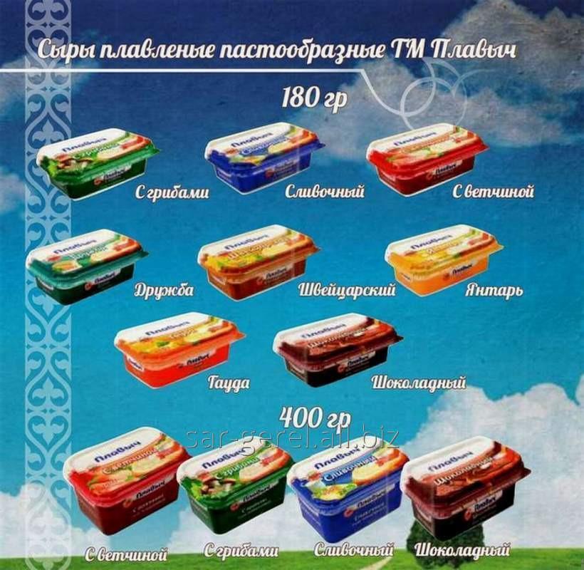 Купить Плавленый сыр 400 гр. Шоколадный