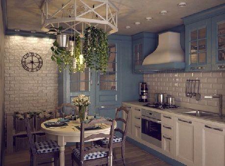 кухня в стиле прованс купить в алматы