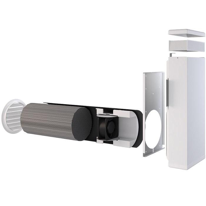 Vakio – энергосберегающая приточно-вытяжная вентиляция с функциями подогрева и очистки воздуха