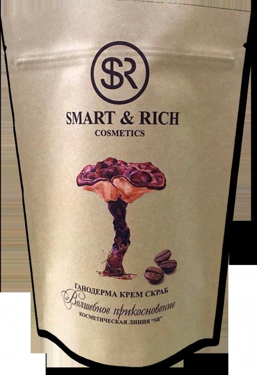 Кофейный крем скраб Ganoderma Cream Scrub