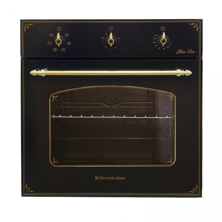 Встраиваемая духовой шкаф De Luxe DL6006.03 ЭШВ-008