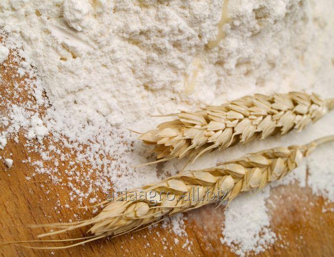 Крахмал пшеничный
