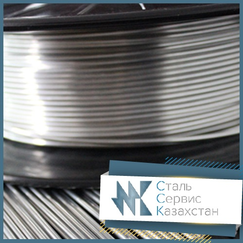Buy The wire is aluminum welding, the size is 4 mm, GOST 7871-75, brand svamg3n