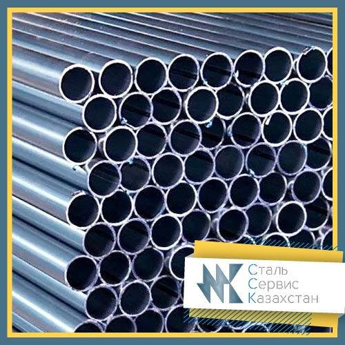 Buy The pipe is aluminum electrowelded, the size is 50x2 mm, GOST 23697-79, brand vd1