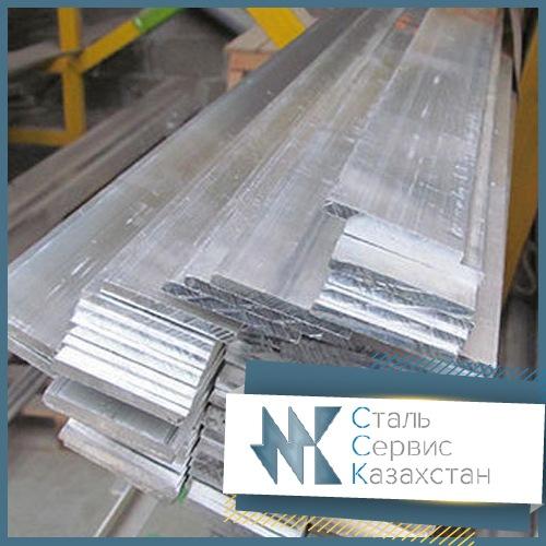 Купить Шина (полоса) алюминиевая 10x100 мм ГОСТ 15176-89 ад31
