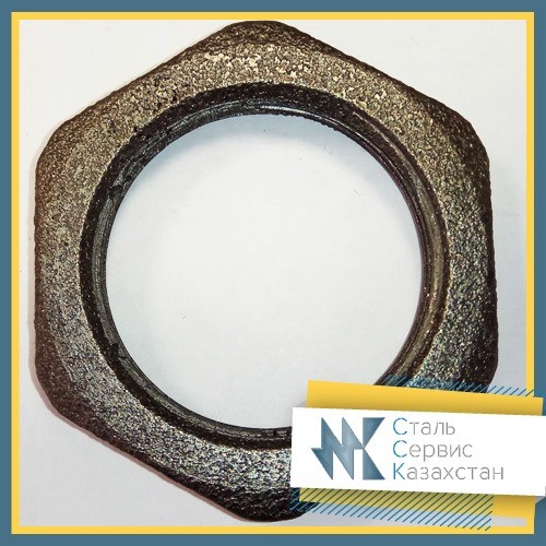 Buy The lock-nut is pig-iron, the size is 40 mm, GOST 8961-75