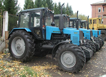 Купить Трактор Беларус-1221В.2