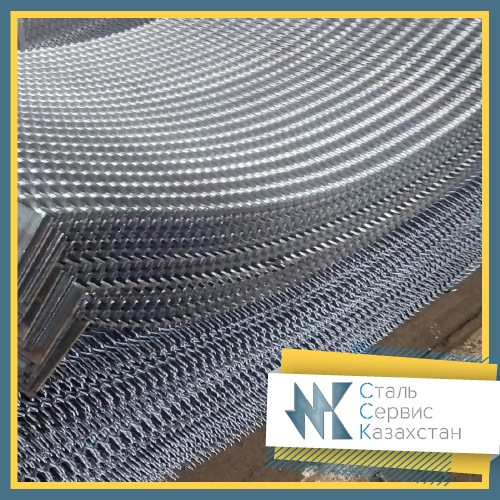 Buy The leaf expanded, the size is 5 mm, 1.25kh (roll), pvl 510, steel 0ps, 3sp5, 3ps5